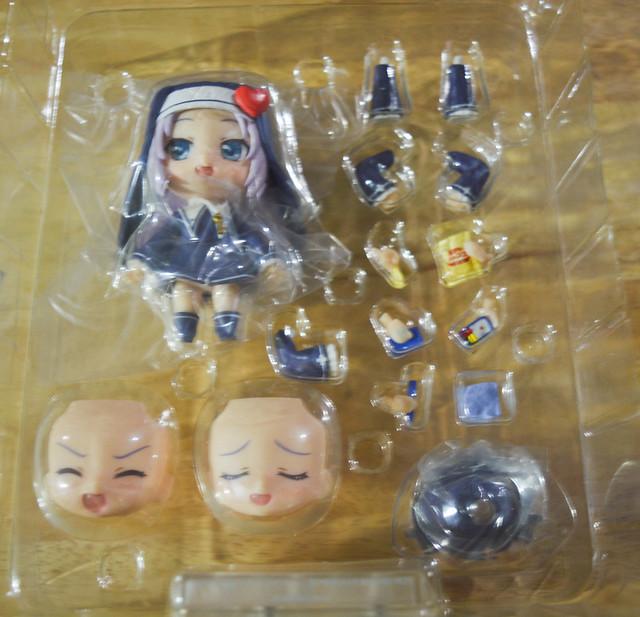 Nendoroid Maria Takayama Blister Pack