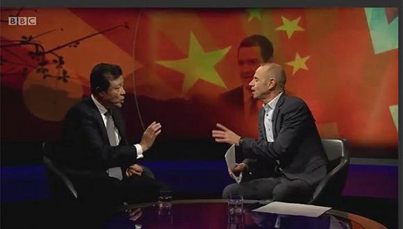 China's Ambassador to the United Kingdom