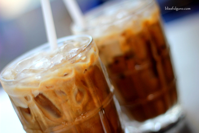 Iced Coffee Chiang Mai Thai Food