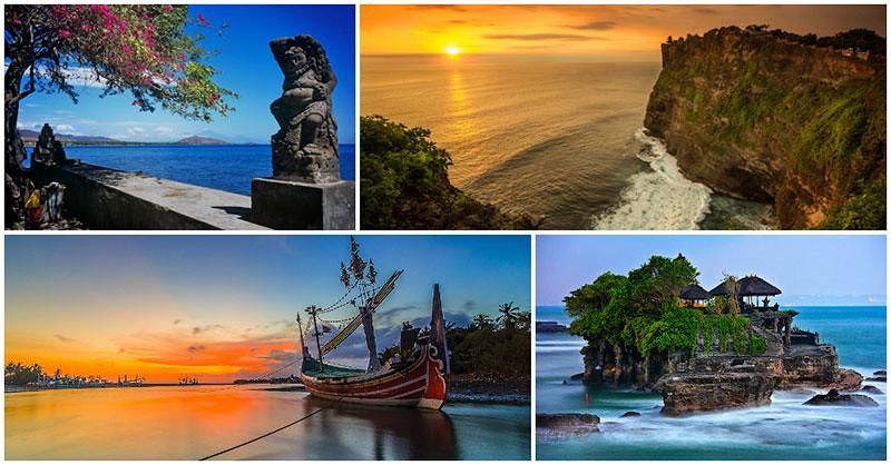 Bali Sea Temples