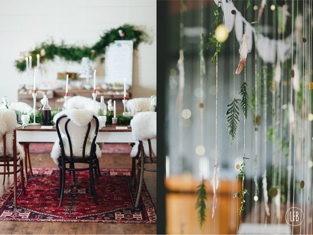 boho christmas decor love from berlin