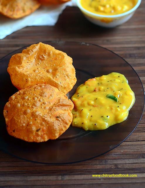 Bombay chutney recipe - Kadalai maavu chutney