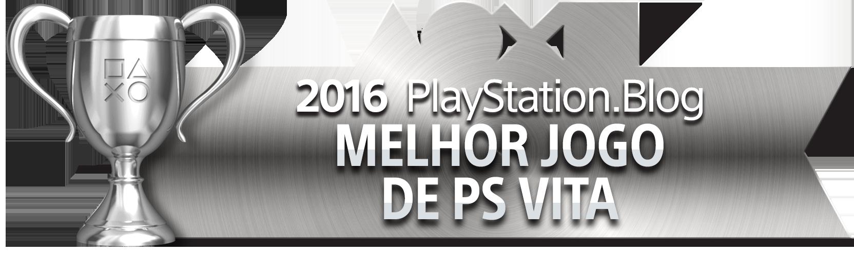Melhor Jogo de PS Vita - Prata