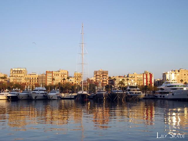 Port Vell - Barcelona (2)