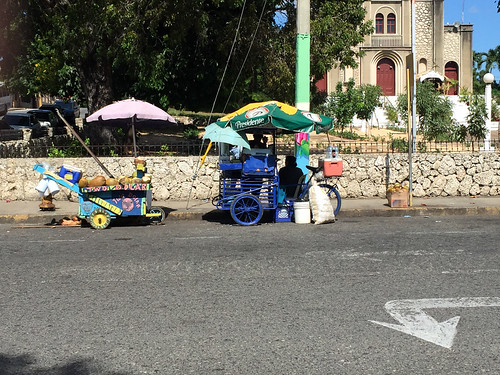 144 - Verkaufsstände - La Romana