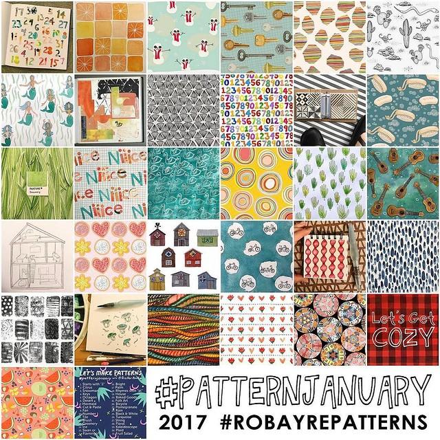 #patternjanuary 2017