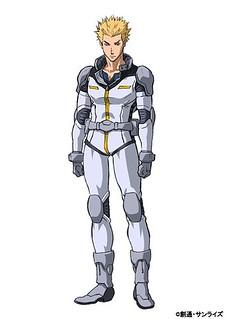 Gundam Thunderbolt Season 2- New Charachter and mecha