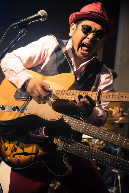 TexasHoldClover live at Catfish Tokyo, 18 Feb 2017 -00136