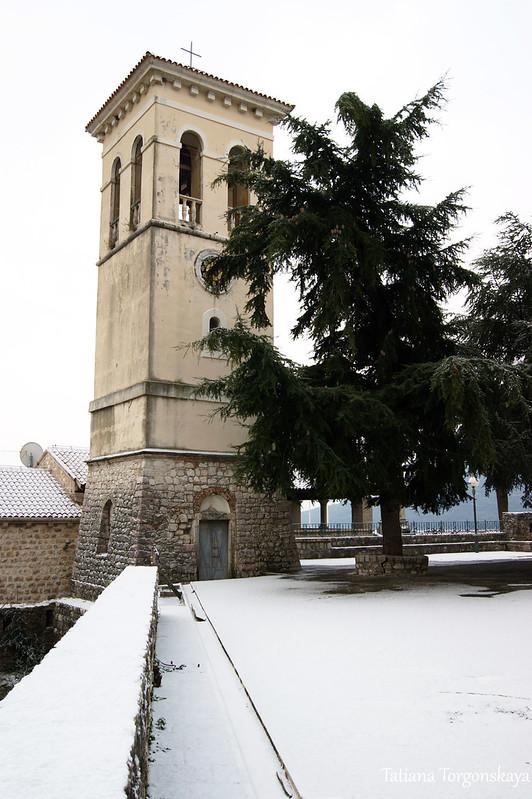 Колокольня церкви Св.Иеронима