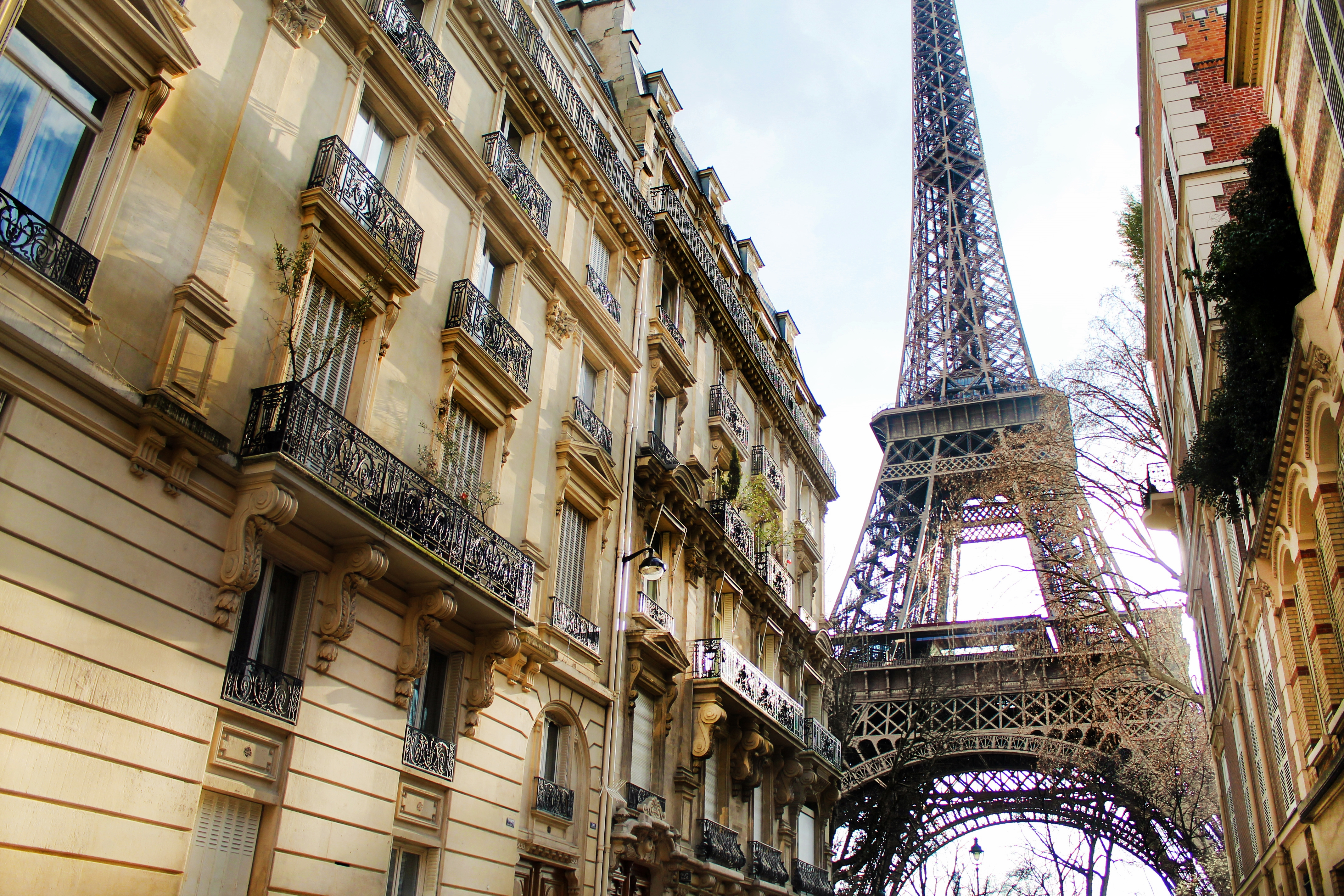 As 5 melhores vistas panorâmicas de Paris - Torre Eiffel