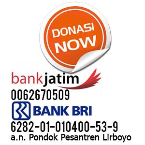 Donasi Untuk Pondok Pesantren Lirboyo