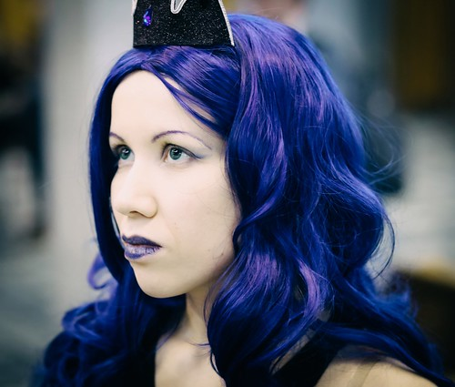 Princess Luna cosplay