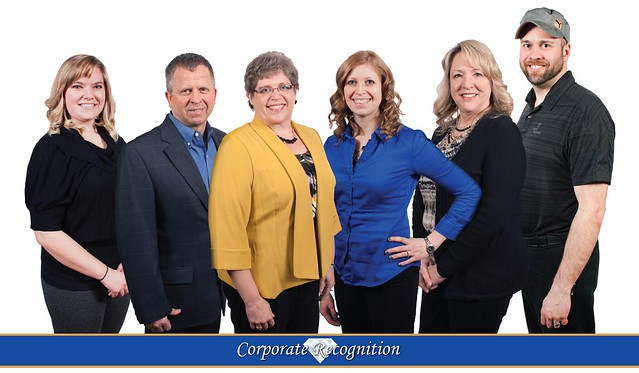 Corporate Recognition - Main Office Staff Photo