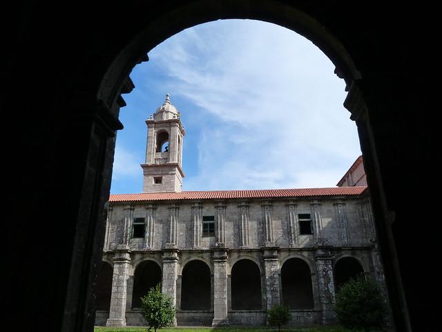 Monasterio de Armenteira (Rías Baixas, Galicia)