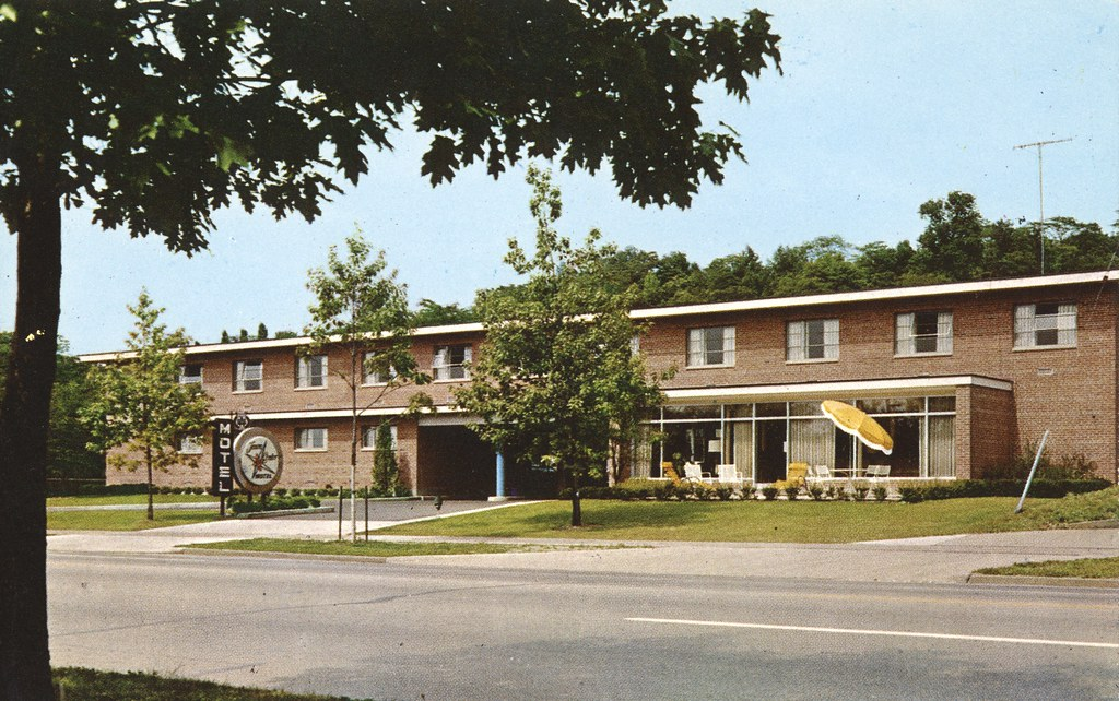 Town Center Motel - Cincinnati, Ohio