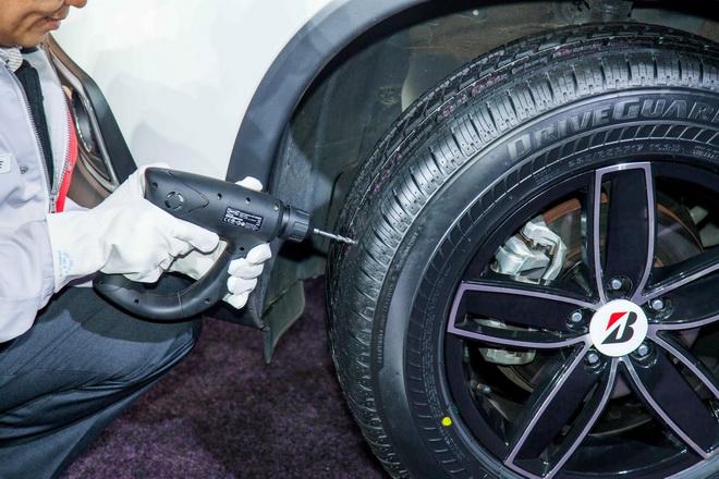 DriveGuard失壓續跑胎在無胎壓情況下能以時速80公里的速度行駛80公里的距離-2
