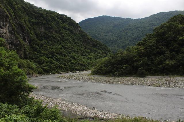 拉庫拉庫溪流域有布農族人用心耕種的玉山瓦拉米。攝影:廖靜蕙