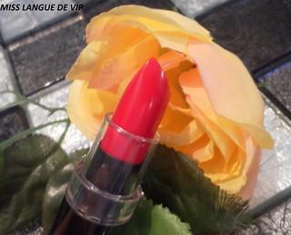 rouge baiser Rouge à lèvres Couleurs & Soin SO'BIO ETIC