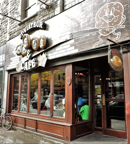 St Viateur Bagel Cafe