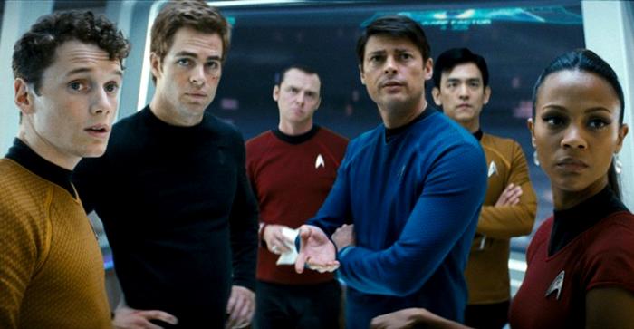 Primeiro trailer oficial de Star Trek é liberado!