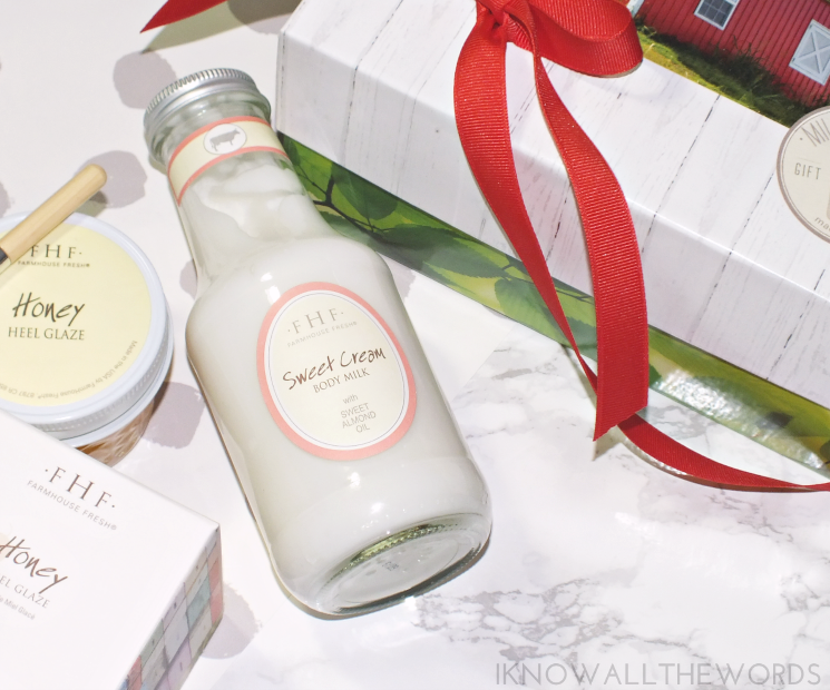 farm house fresh milk & honey gift set (1)