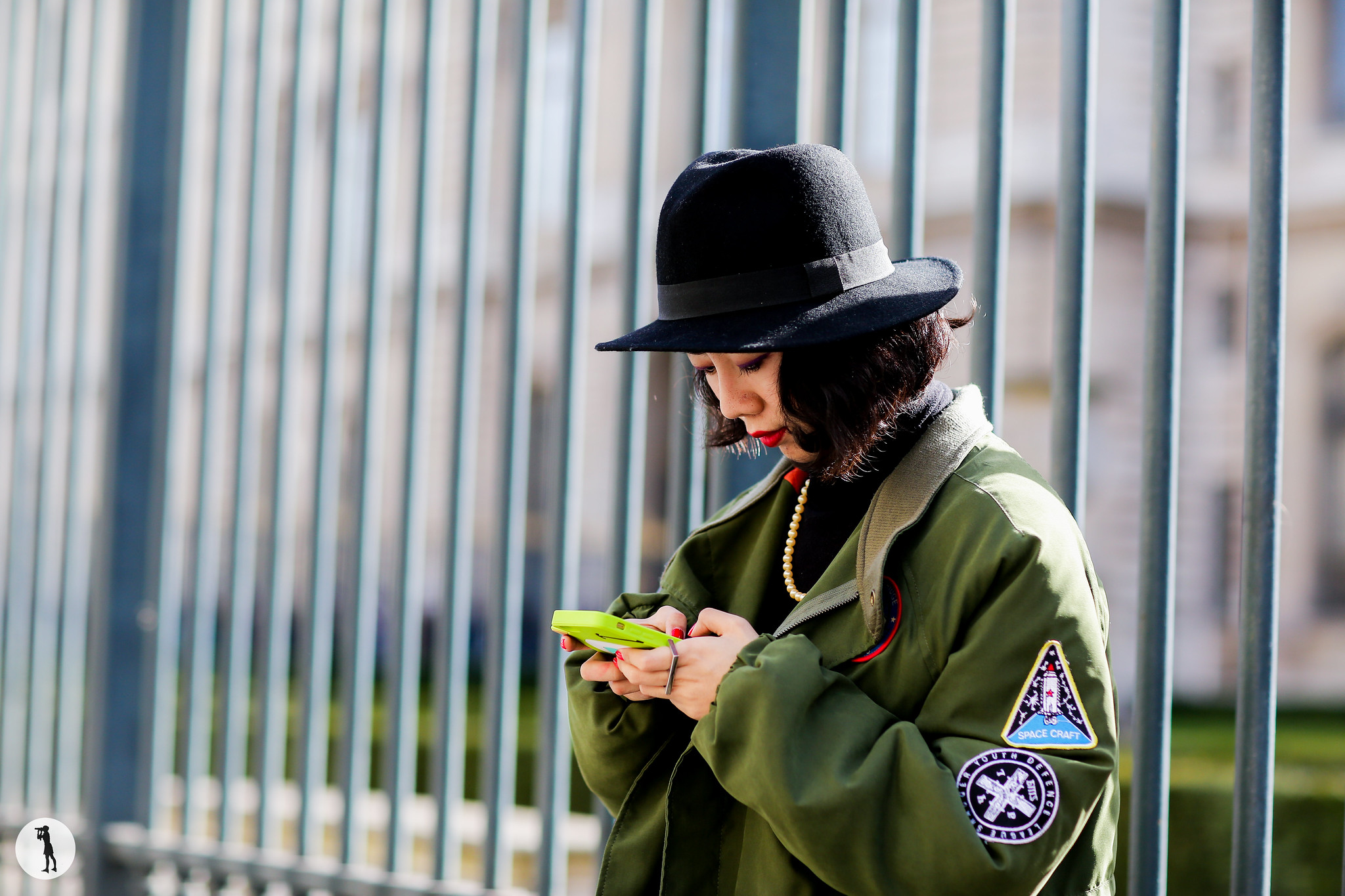 Street style - Paris Fashion Week RDT FW15-16 (23)