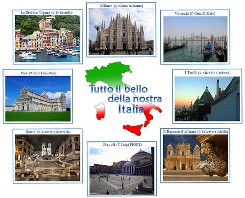 Logo Tutto il bello della nostra Italia