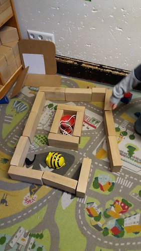 BeeBot_kleuters_onderzoekend_ontwerpend_leren