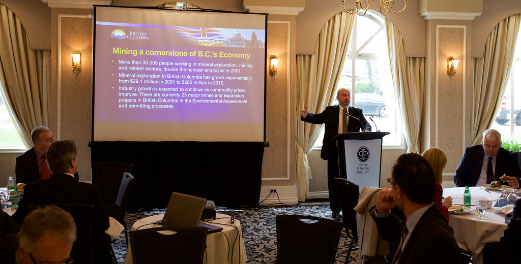 Government actions renew BC as a leader in mining   Minister…   Flickr