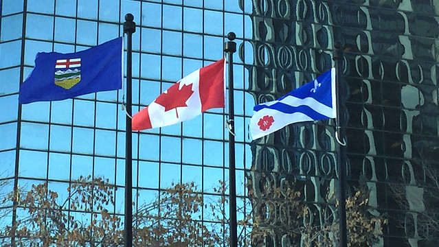 Franco-Albertan flag will fly at the Alberta legislature grounds and McDougall Centre for Rendez-vous de la Francophonie