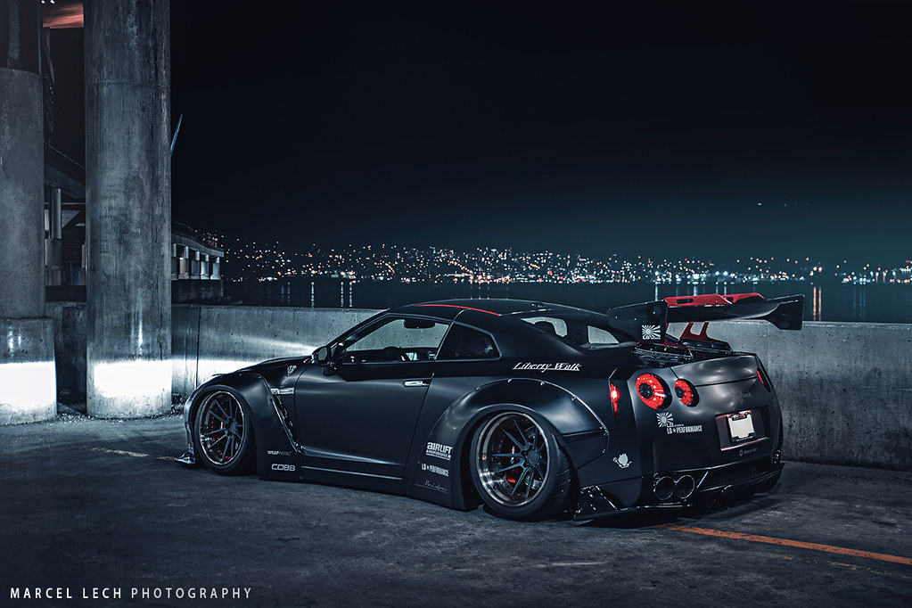 R35 Gt R Libertywalk Follow Me On Instagram Amp Facebook