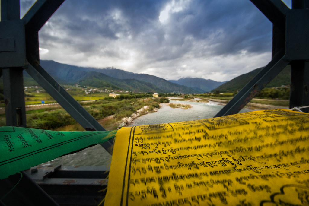 Tibetan Prayer Flags Are The Symbol Of Peace Compassion Flickr