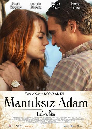 Mantıksız Adam - Irrational Man (2015)