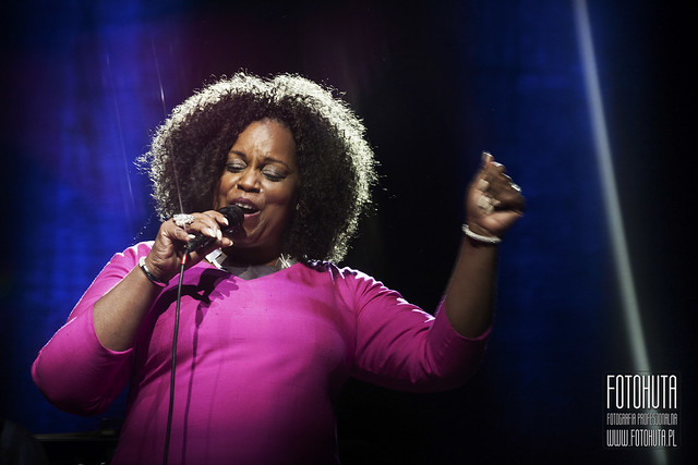 Dianne Reeves. Koncert w ICE Kraków Congress Centre.