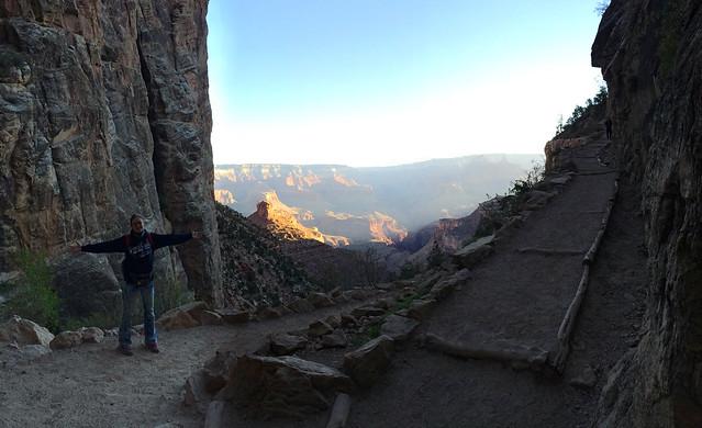 Will Travel Make You Happy: Bright Angel Trail, Grand Canyon, Arizona, USA