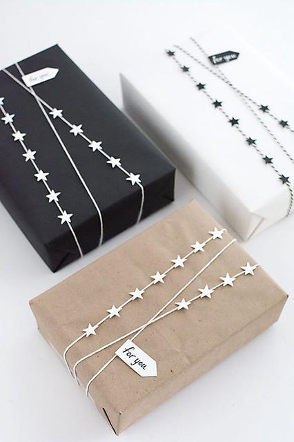 Ideas para envolver regalos de manera original