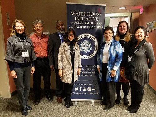 USDA members of the WHIAAPI Regional Networks