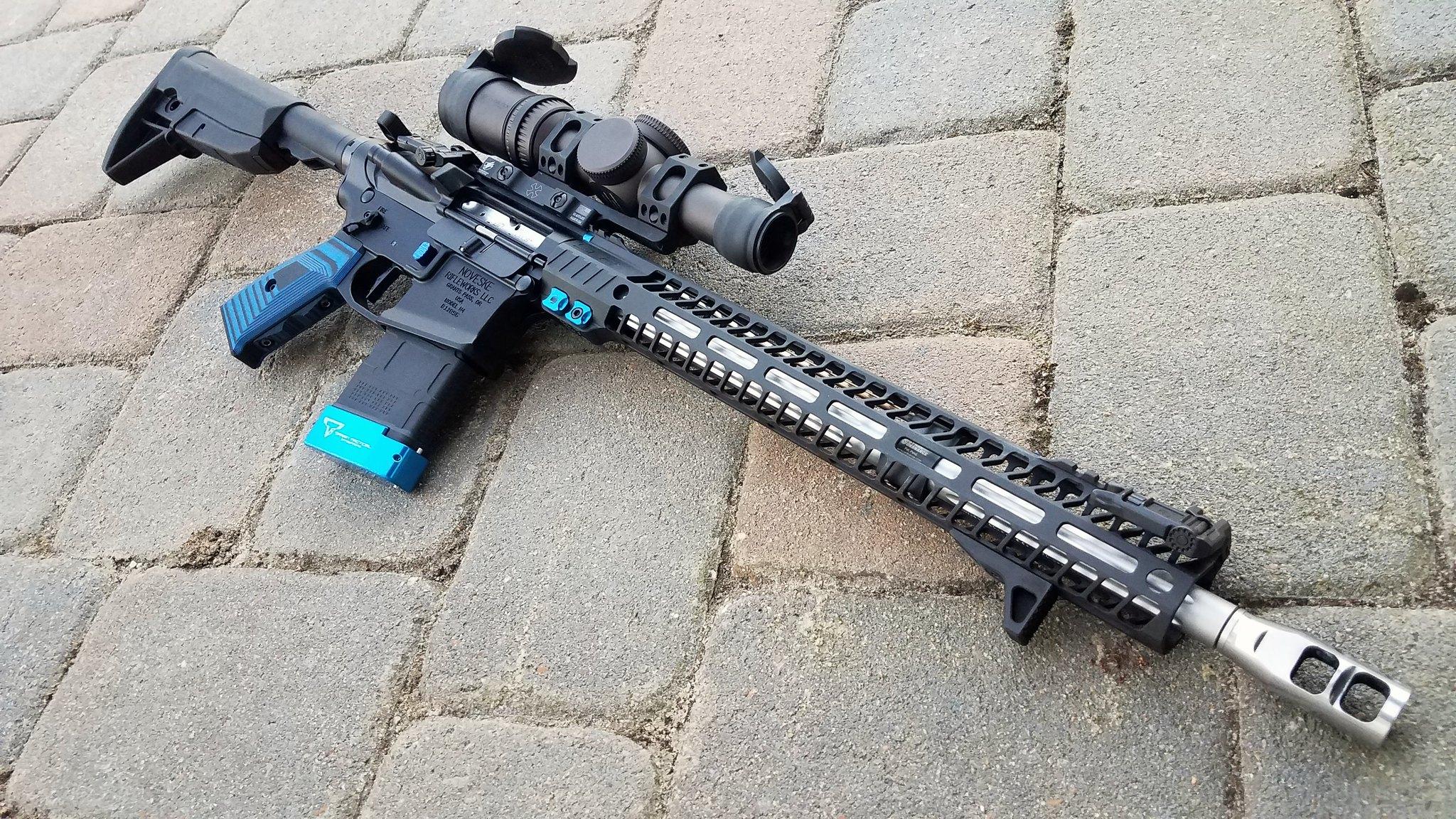 Best Muzzle Brake for semi-auto precision rifle? - AR15 COM