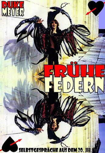 Konserven 01 Frühe Federn