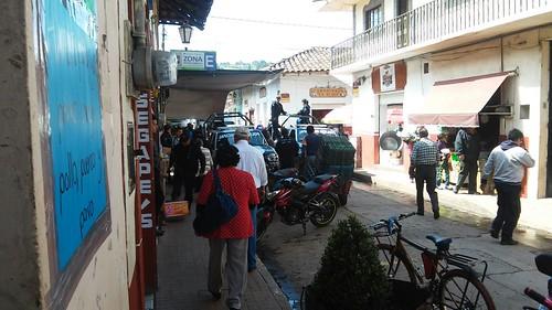 Acosa policía de Zacatlán 2
