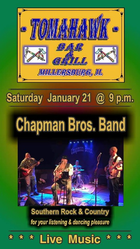 Chapman Brothers 1-21-17