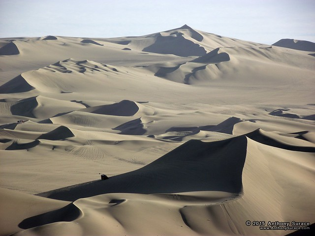 Huacachina & Pacific Coast, PE