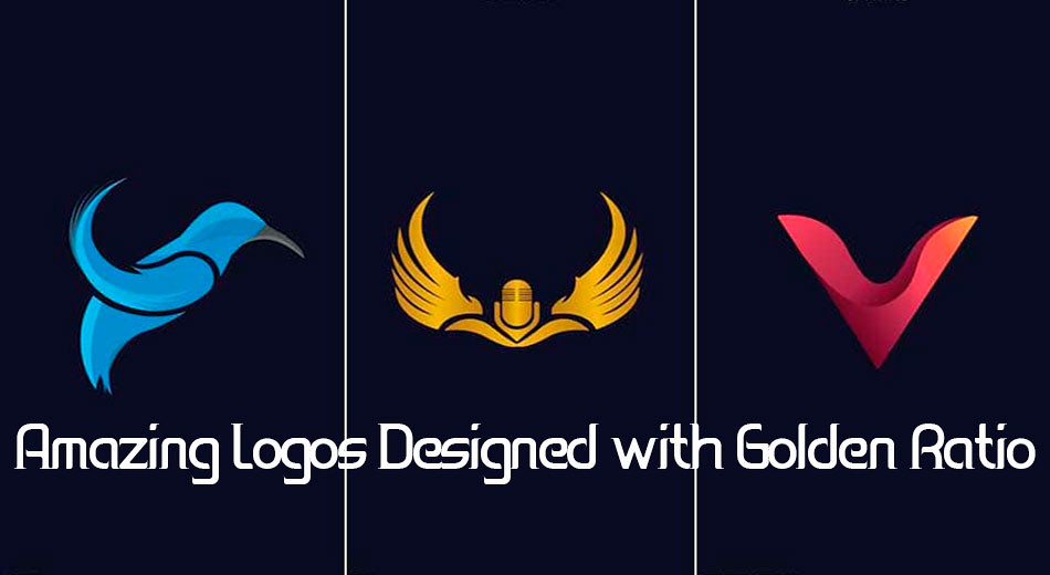 Inspiration: Amazing Logos Designed with Golden Ratio