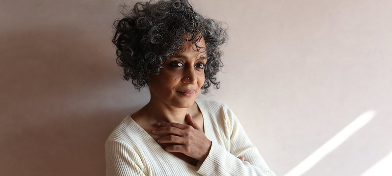 City Notice – The Delhi Walla's Photograph is the Cover Photo of Arundhati Roy's Forthcoming Novel, 'The Ministry of Utmost Happiness'