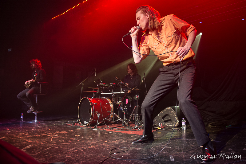Alex Cameron at O2 Academy, Sheffield