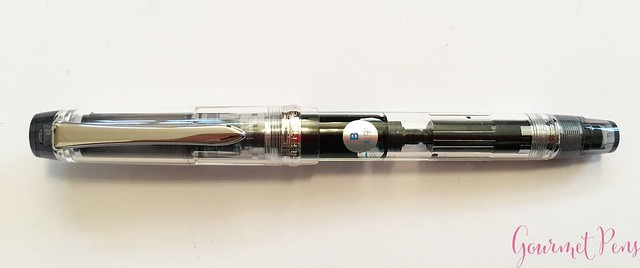 Review Pilot Custom Heritage 92 Fountain Pen - Broad @PilotPenUSA @PenChalet 7