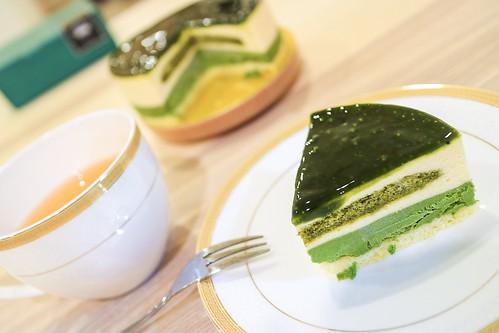 【日本伴手禮】京都VENETO 抹茶起司蛋糕 一場宇治抹茶與義式起司的邂逅(邀稿)