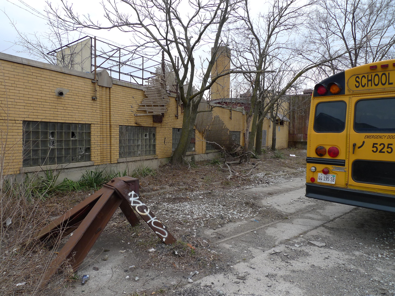 former home of Borden Dairy and Formold Plastics | by find myself a city (1001 Afternoons in Chicago)