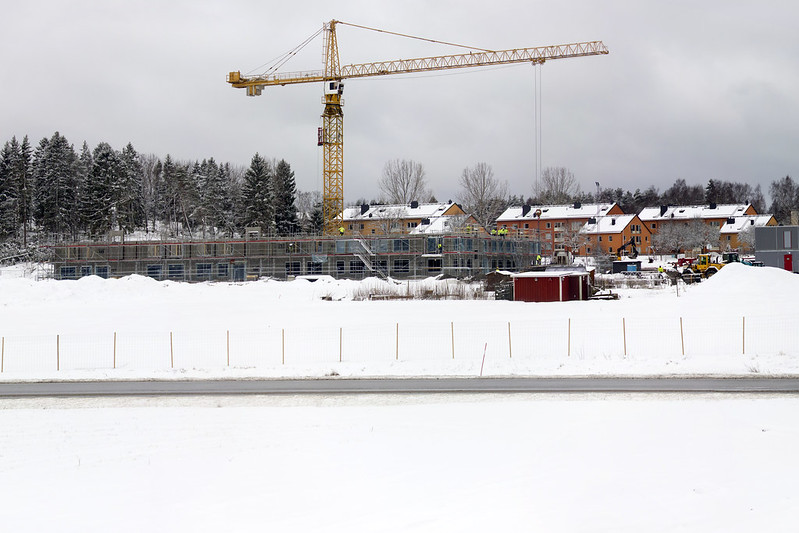 Winter Construction