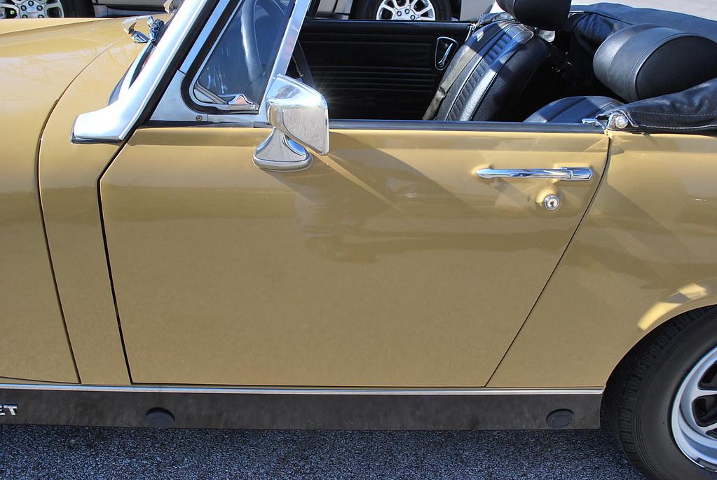 Classic Car Inspections Scotland